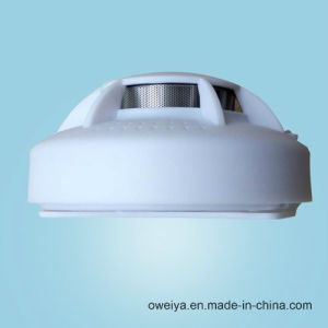 Photoelectric Smoke Detector Fire Alarm with 9V DC Battery
