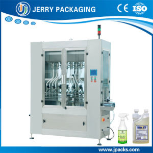 Automatic Gravity Water Liquid Bottle Bottling Filling Equipment pictures & photos