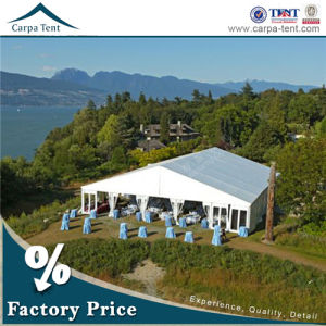 Aluminum Structure White Fabric Tents Party Outdoor Luxury Event Pavilion pictures & photos