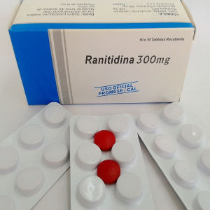 GMP Certified Gastritis Drugs Ranitidine Tablets pictures & photos
