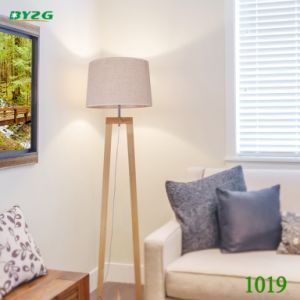Modern Home Wood Lighting Study Lighting Floor Lamp Light/Floor Lighting