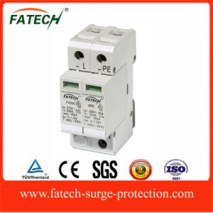 Chinese Electronics Sites OEM AC 385V Power Supply Surge and Lightning Protector SPD 40ka pictures & photos
