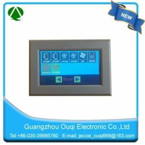 Air Source Heat Pump Controller with Color Panel Display pictures & photos