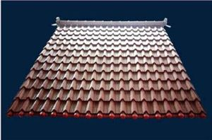 Building Material Corrugated Metal Roofing/Steel Tile pictures & photos