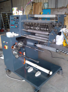 320/420 Slitting Machine with Two Shafts pictures & photos