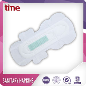 Custom Sanitary Pad OEM High Absorbent Cotton Lady Sanitary Napkin pictures & photos