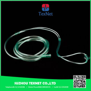 Oxygen Nasal Cannula, Nasal Oxygen Tube with Clips pictures & photos