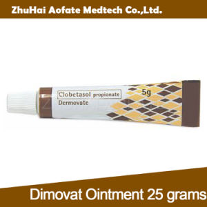 Dimovat Ointment 50g Clobetasol Propionate pictures & photos