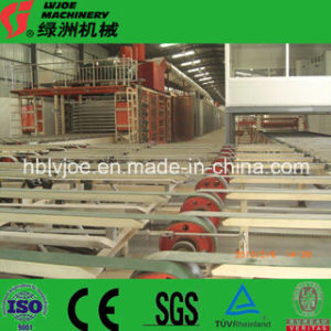 Europe Standard Less Investment Gypsum Drywall Board Production Line/Making Machine pictures & photos