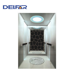 Energy Saving Decoration Cabin Passenger Elevator pictures & photos