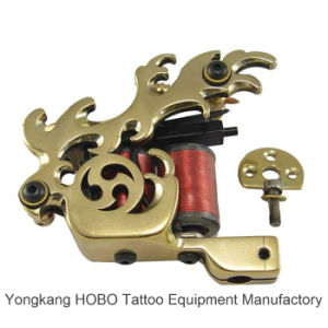 Professional Brass Coils Handmade Tattoo Coils Machine pictures & photos