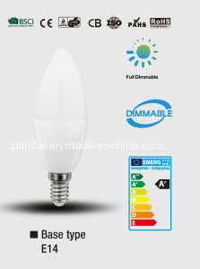 Dimmable LED Candle C37-Sbl pictures & photos