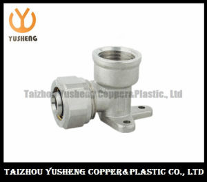 Female Forged Brass Compression Fitting for Pex-Al-Pex (YS3303)