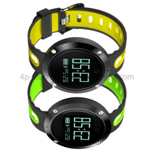 Waterproof Heart Rate Smart Bracelet with Blood Pressure Monitor Dm58 pictures & photos