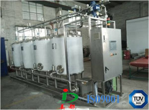 Stainless Steel CIP System with Automatic Control System