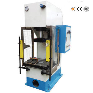 Yd41 20t Single Axes Hydraulic Press for Original Drawing Blanking pictures & photos