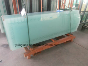 6mm 8mm 10mm 12mm 15mm Toughened Glass for Building Australian Certificate pictures & photos