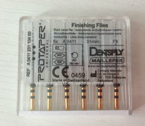 Dentsply Sx-F3 100% Quality Protaper Endodontic Rotary Files pictures & photos