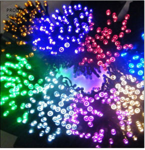 Colorful Solar LED String (KS-L4.5W) pictures & photos