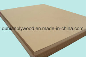 AAA Grade Natural Veneer Laminated MDF with Oak/Teak/Cherry/Ash Face pictures & photos