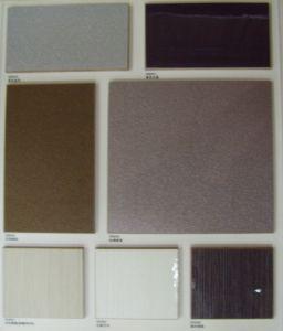 Artificial Wood Veneer Kitchen Cabinet Doors for Kitchen Use pictures & photos