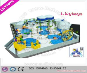 Hot Sale Giant Metal Frame Swimming Pool Water Park Inflatable Water Park (Lilytoys-wp-042) pictures & photos