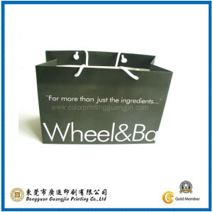 Customized Clothes Paper Shopping Bag (GJ-Bag722) pictures & photos