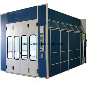 Sunlight Spray Painting Booth with Customized Color/Size pictures & photos