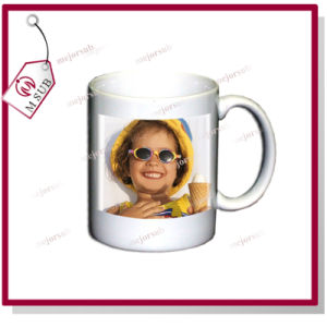 Hot! 11oz Reinforce Porcelain White Mugs by Mejorsub pictures & photos