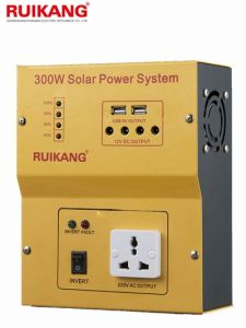 Power Supply Solar Power Inverter with AC to DC pictures & photos