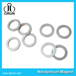 Small Size Ring NdFeB Permanent Magnet for Louder Speaker pictures & photos