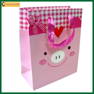 Customized Fashion Handbags Paper Gift Bag (TP-PRB006) pictures & photos