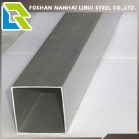 201 Stainless Steel Rectangular Pipe pictures & photos