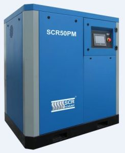 Permanent Magnetic Screw Air Compressor (SCR60PM) pictures & photos