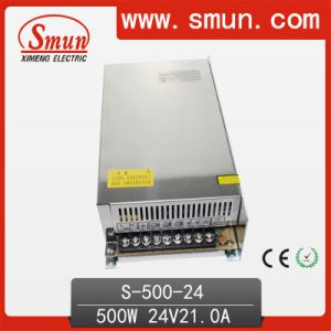 500W 24VDC 20A Switching Power Supply pictures & photos
