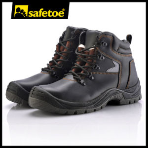 Black Safety Footwear (8087)