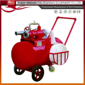 Mobile Fire Fighting Equipment for Foam Tank