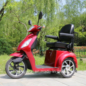 Delux Three Wheels Electric Scooter pictures & photos