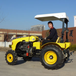 China 25HP 4X4 Garden Tractor with Sunshade Model Hx404 China