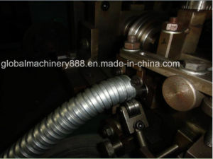 Metal Flexible Electrical Cable Protection Hose Machine pictures & photos