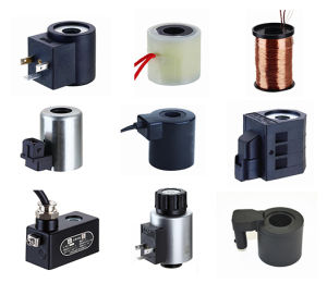 Solenoid Valve Coil Professional Manufacturer pictures & photos