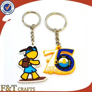 Best Designer Custom Logo Soft PVC Keychain pictures & photos
