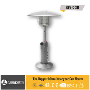 2015) 13000W Stainless Steel Tabletop Gas Patio Heaters (HSS-C-SH)