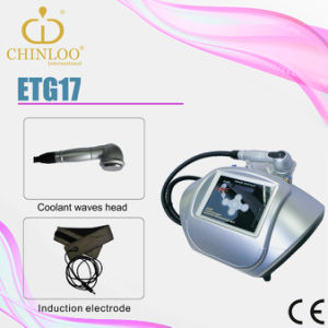 China Supplier Man-Carried Beauty Slimming Cryo Beauty Equipment Etg17 pictures & photos