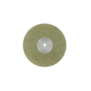 Am19d20 Flexible Miniature Solid Dental Full Coated Diamond Separating Disc pictures & photos