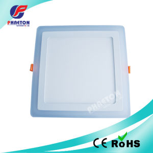 6W 9W 14W 24W Double Color LED Panel Light (-pH5-113) pictures & photos