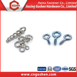 DIN444 Stainless Steel Lifting Eye Bolt Screw pictures & photos
