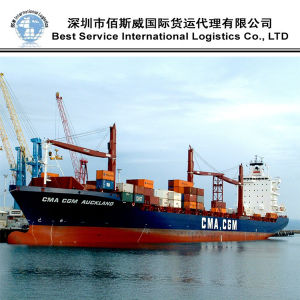 Seaport Shipment Service, International Shipping From China to Worldwide (FCL Container 20′′40′′) pictures & photos