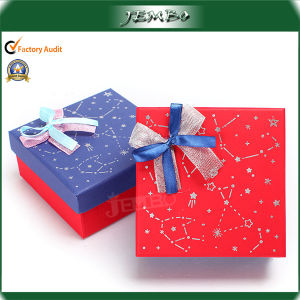 Wholesale Manufacturer Paper Cardboard Package Jewellery Box pictures & photos