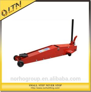 Manual Trolley Car Jack Hydraulic Jack (HFJ-C) pictures & photos